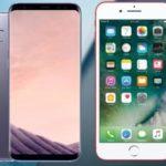 ايفون 7 جلاكسي S8 ماهو الافضل؟