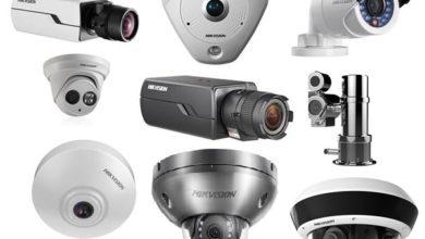 احدث كاميرات المراقبة