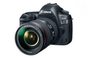 كاميرا كانون EOS 5D Mark IV