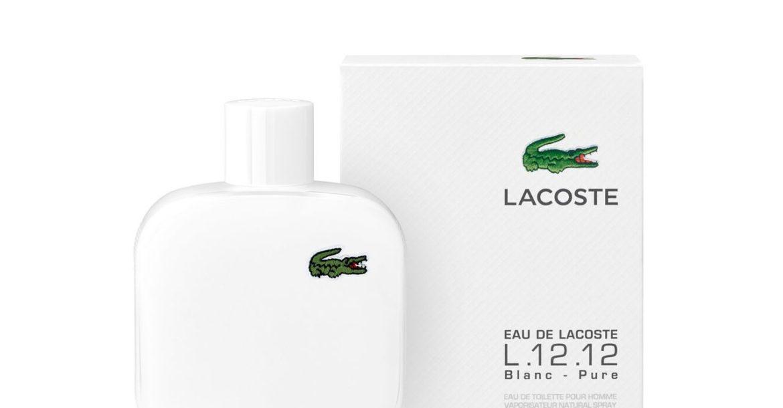 de30920ba عطر لاكوست الابيض Lacoste White للرجال من افضل العطور- موقع افضل