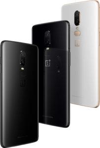 الوان هاتف OnePlus 6