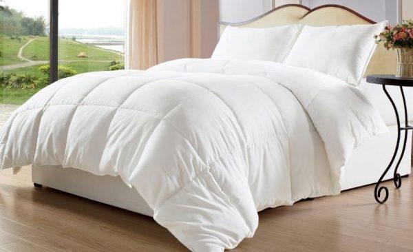 مفرش سرير فندقي