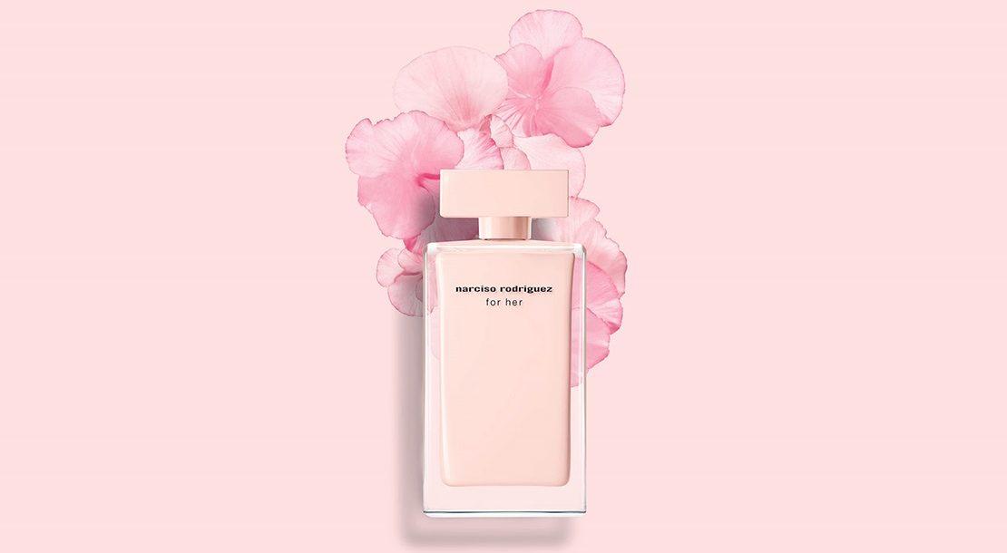 عطر نارسيسو الوردي